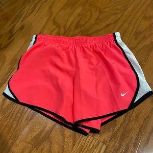youth girl's nike shorts